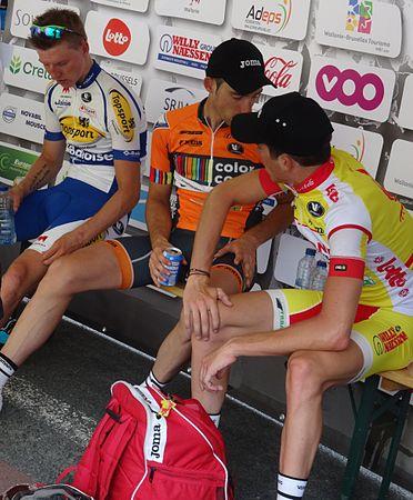 Rumillies (Tournai) - Tour de Wallonie, étape 1, 26 juillet 2014, arrivée (B41).JPG