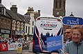 Russian bus in Peebles High St - geograph.org.uk - 1487801.jpg