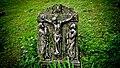 Ryn Reszelski, kościół tablica nagrobkowa.jpg