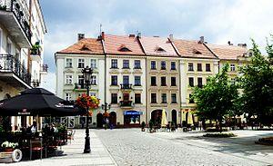 Kalisz - Market Square