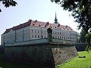 Rzeszów. Zamek1