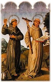 Resultado de imagem para são francisco e a sagrada escritura