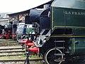 Süddeutsches Eisenbahnmuseum Heilbronn - Schnellzugloktreffen 078 - Flickr - KlausNahr.jpg