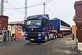 SITRAK G7 440 truck with 19 0077 at Dahongmen (20210721132209).jpg