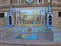 SIVIGLIA, decorazioni a Plaza d'Espana - panoramio.jpg