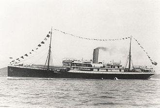 Elder Dempster Lines - Image: SS Mendi
