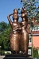 """STEINEN ...Marktplatzbrunnen - """"Rudolf Scheurer""""... - panoramio.jpg"""