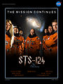 STS-124 Harry Potter crew poster.jpg