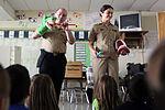 Sailors, students share smiles during oral hygiene visit 150212-M-SR938-017.jpg