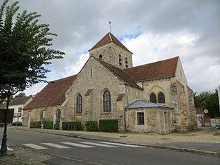 Saint-Cyr-sur-Morin Commune in Île-de-France, France