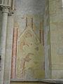 Saint-Méen-le-Grand (35) Abbatiale Fresque 03.JPG