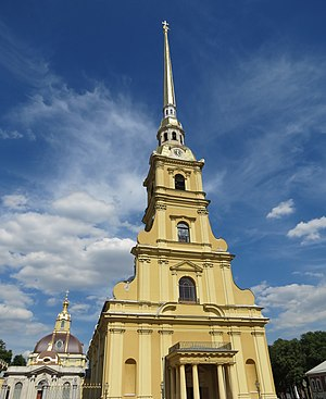 Saint-Petersberg, Peter Paul cathedral (17).jpg, автор: Perfektangelll