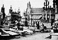 Saint-Thégonnec Le calvaire vers 1902 -Le mois littéraire et artistique-.jpg