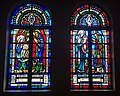 Saint Joseph Cathedral (San Diego, California) - stained glass, chapel, Nativity of the Lord; Presentation of the Lord.jpg