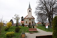 Saint Stephen of Hungary Church Pusztacsó 02.jpg