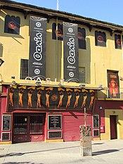 Zaragoza wikipedia la enciclopedia libre for Sala oasis zaragoza