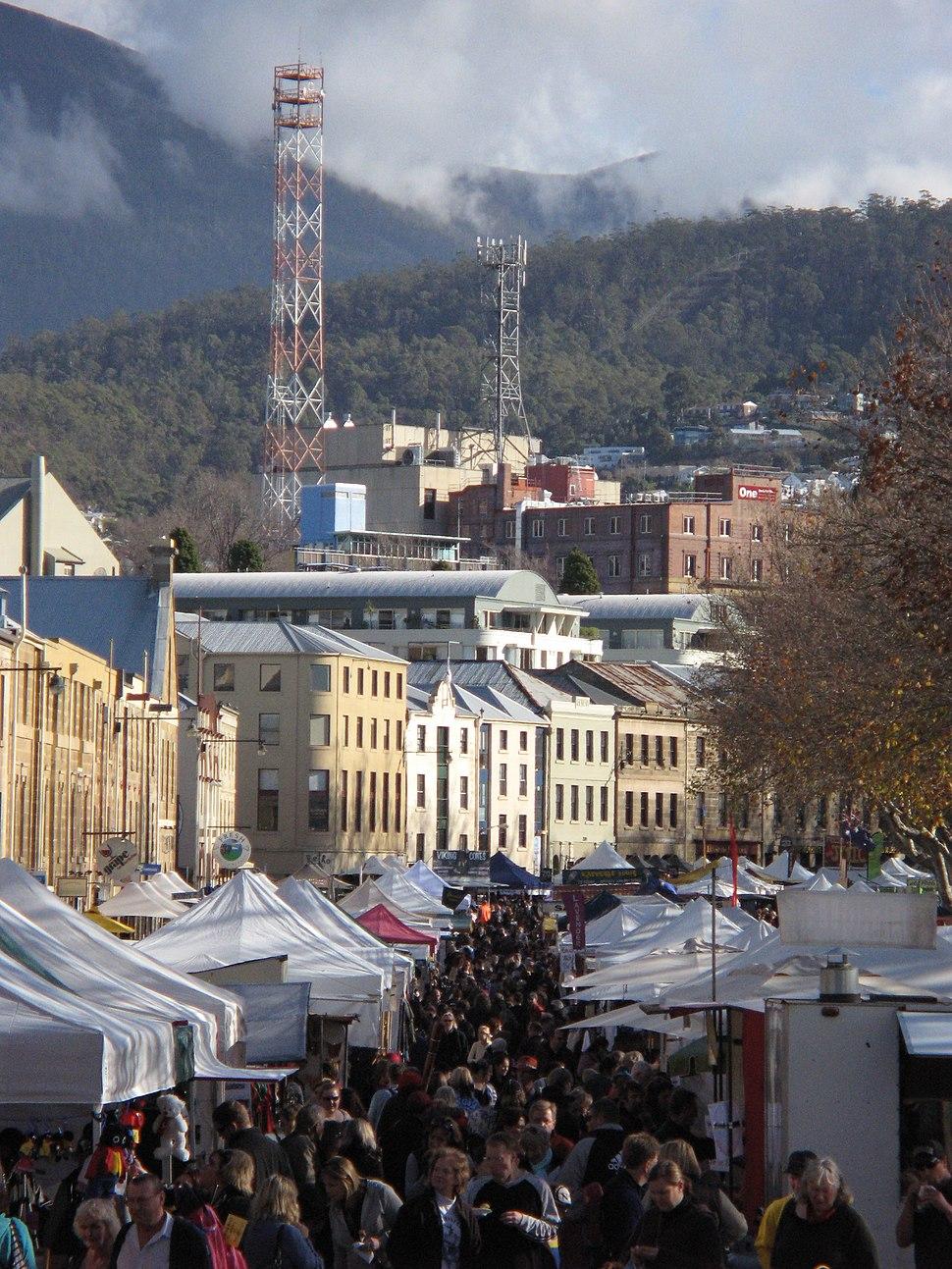 Salamanca Market May