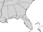 Salix floridana range map 3.png