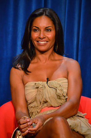 Salli Richardson - Richardson in 2012