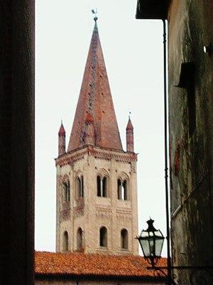 Saluzzo - Chiesa di San Giovanni