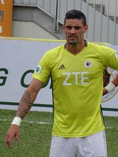 Salva Chamorro Spanish footballer