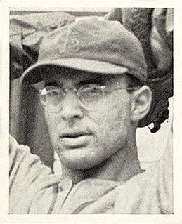 Sam Nahem American baseball player