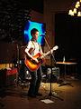 San Diego Comic-Con 2011 - live music (Kirby Krackle) at Tr!ckster (6004554824).jpg
