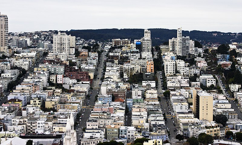 File:San Francisco from Coit Tower (2307461370).jpg