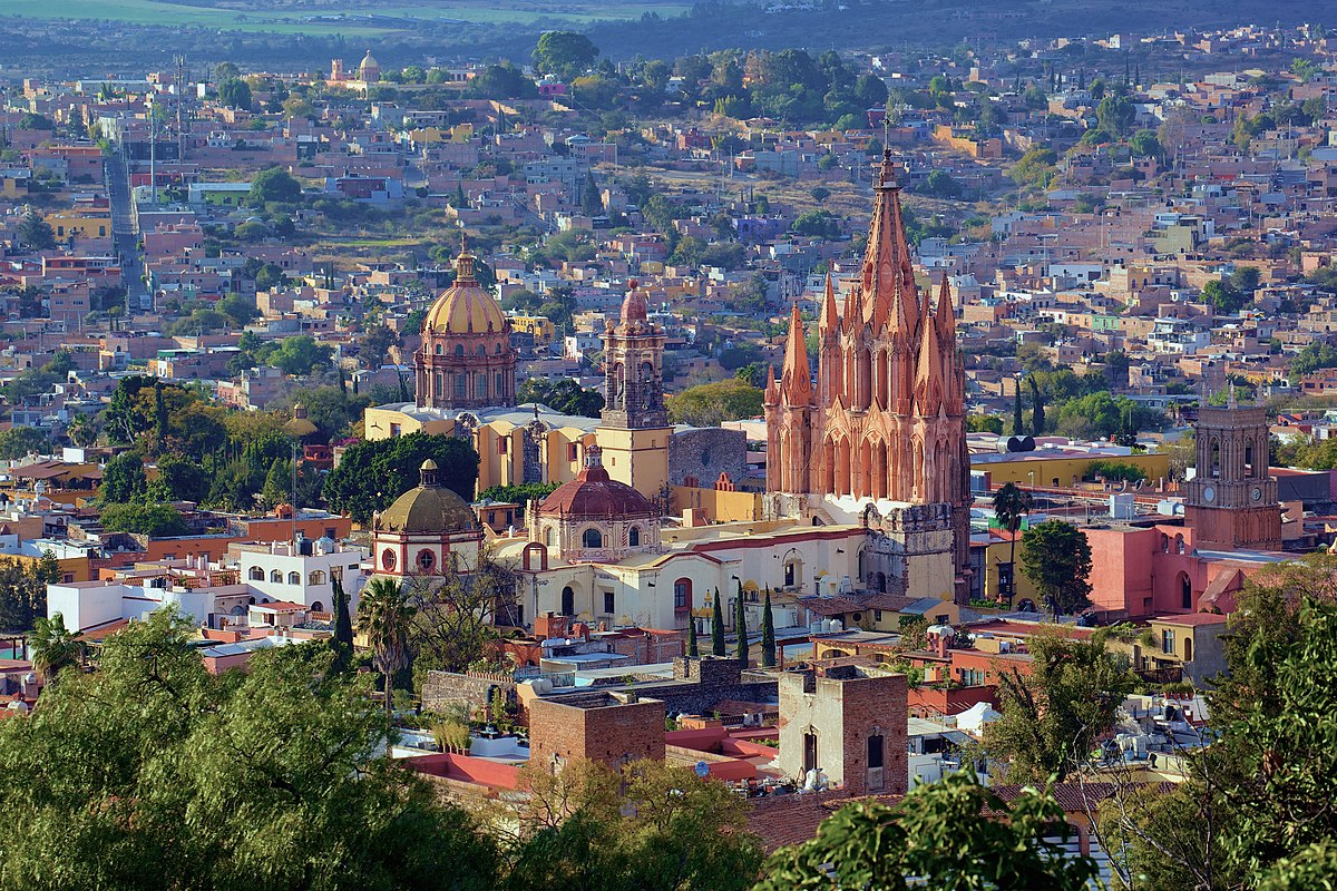 san miguel de allende mexique - Image