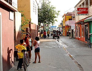 San Pedro, Belize by danakosko, March 2008.jpg