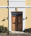 Sankt Georgen am Laengsee Sankt Sebastian Pfarrhof Portal 02122015 9369.jpg