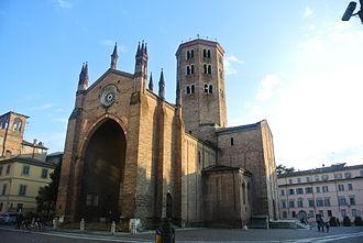 Basilica of Sant'Antonino, Piacenza - Sant'Antonino
