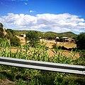 Santa margarida de Viladepost des de la carretera BP 4313.jpg