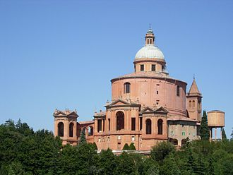Carlo Francesco Dotti - Sanctuary of the Madonna di San Luca, Bologna
