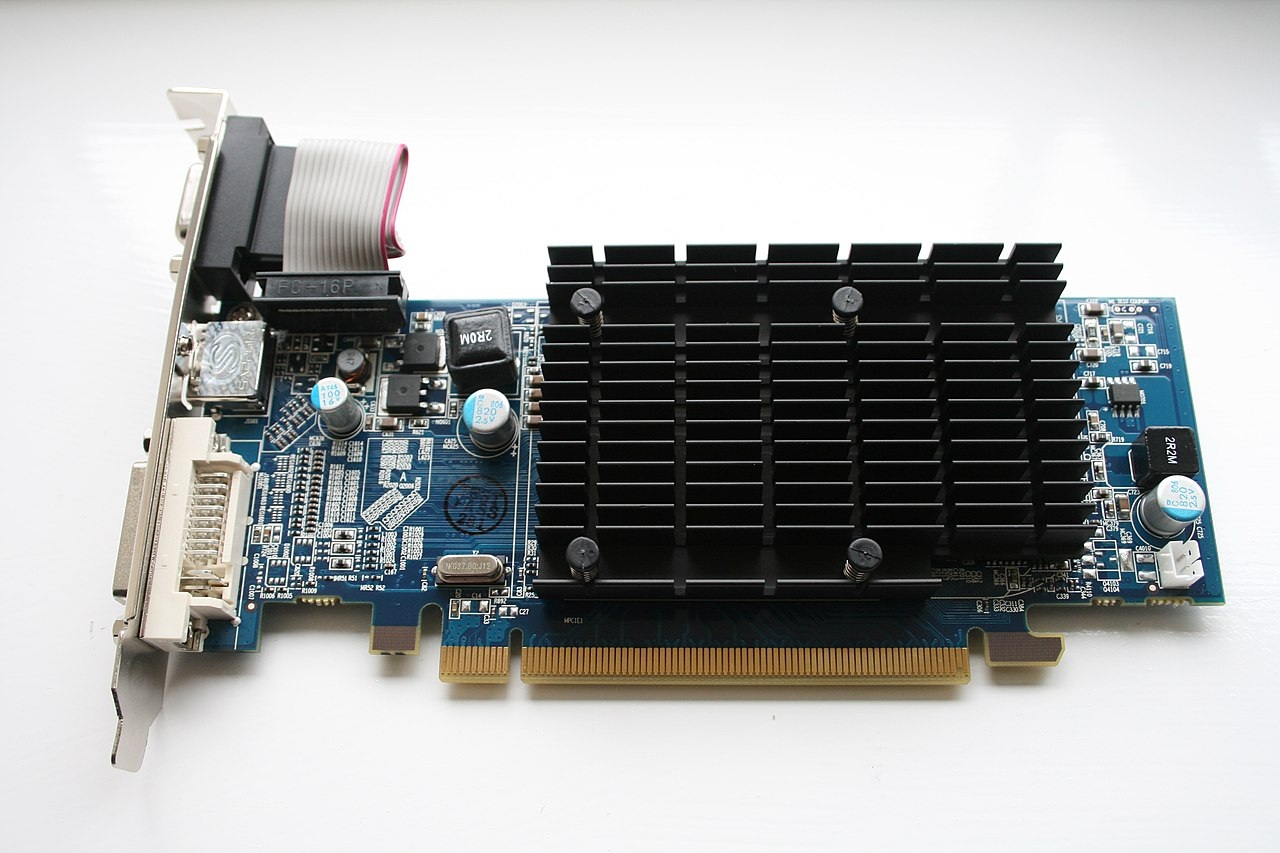 His hd 4650 fan native hdmi 1gb (128bit) 800mhz ddr2 pcie < legacy.
