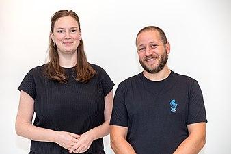 Sara Mörtsell and Axel Pettersson 1.jpg