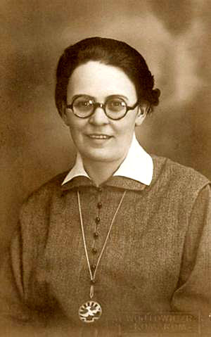 Sisters of Social Service - Sister Sara Salkahazi, beatified for sheltering Jews during the holocaust.