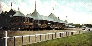 Saratoga Race, Track, 1907