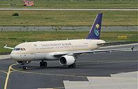 HZ-ASB - A320 - Saudi Arabian Airlines