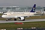 Saudi Arabian Airlines Airbus A320-214 HZ-ASB (21736262304).jpg
