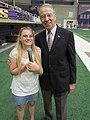Savannah Jane DeGroote (Singer) with Senator Grassley.jpg