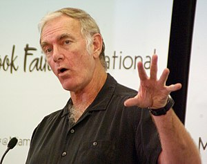 John Sayles - Sayles at the Miami Book Fair International, 2011