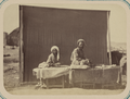 Scenes at the Samarkand Square, or the Registan, and Its Market Types. Vendor of Halva, a Confection WDL10881.png