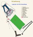 Schallaburg Lageplan.png