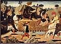 Scheggia, ritorno trionfale di scipione l'africano a roma, 1450 ca. 02.jpg