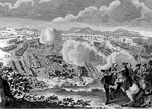 Schlacht bei Minden