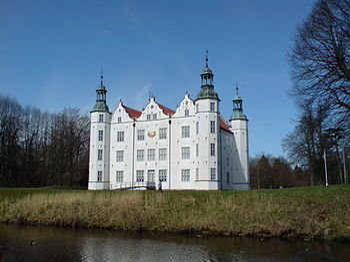 Fenster Ahrensburg schloss ahrensburg