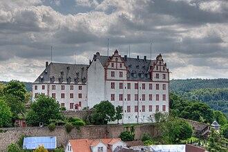 Fischbachtal - Lichtenberg Castle
