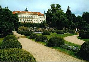 High Fläming Nature Park - Wiesenburg Castle