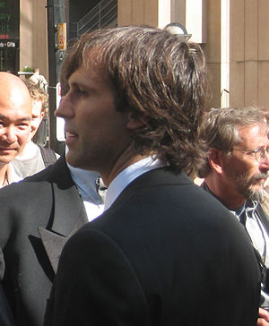 Scott Niedermayer - Niedermayer at the 2006 NHL Awards